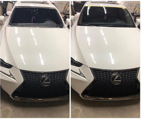 Lexus-Auto-Glass-Repair-Ottawa