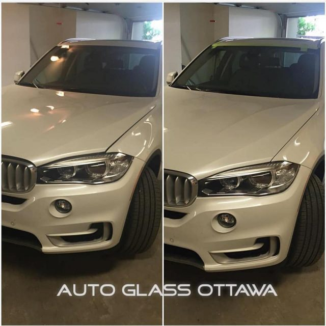 before-after-white-car